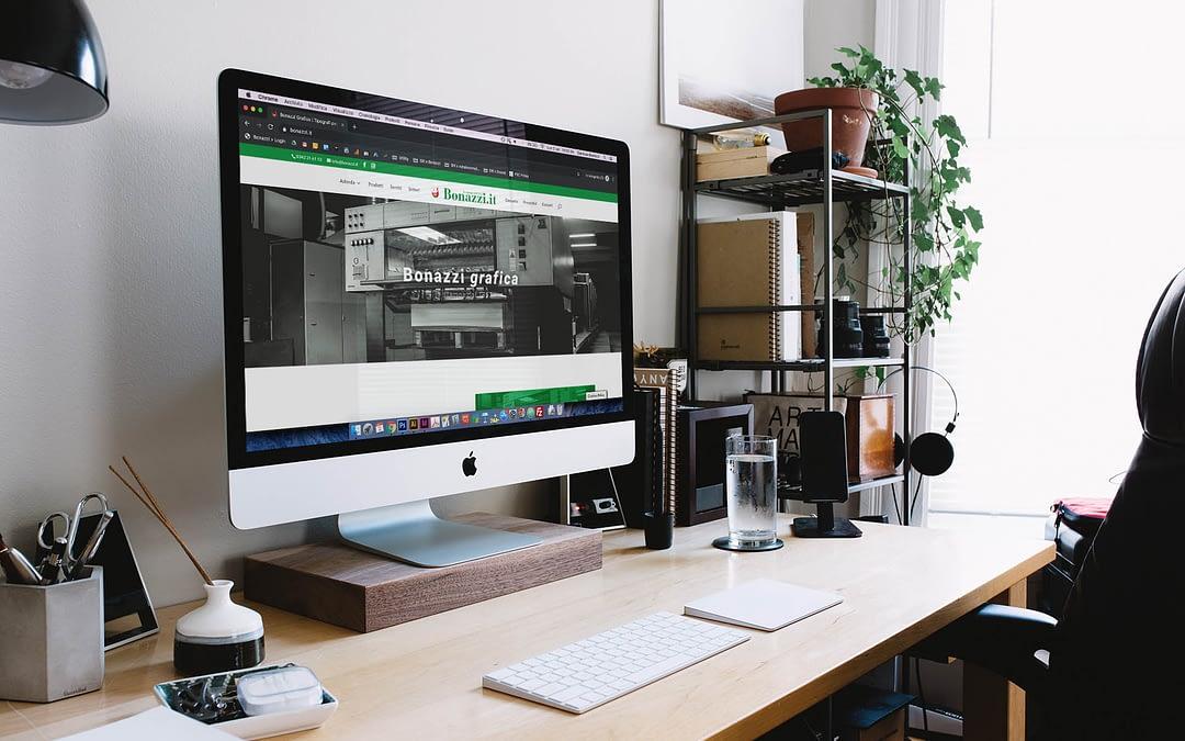 Nuovo sito web | Bonazzi Grafica Blog
