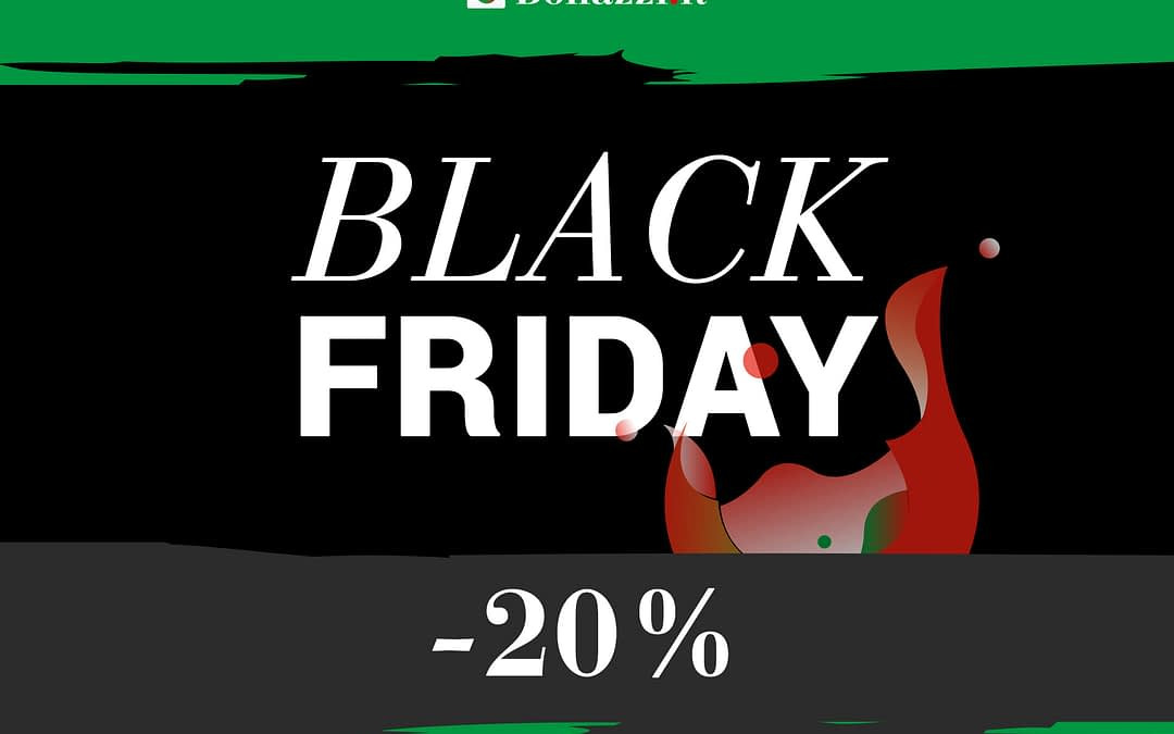 Black Friday | Blog di Bonazzi Grafica