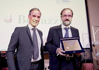 Centenario de L'Industria Meccanica, premiazione - Bonazzi Grafica Blog