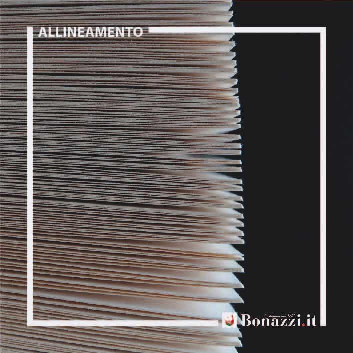 GLOSSARIO_Allineamento