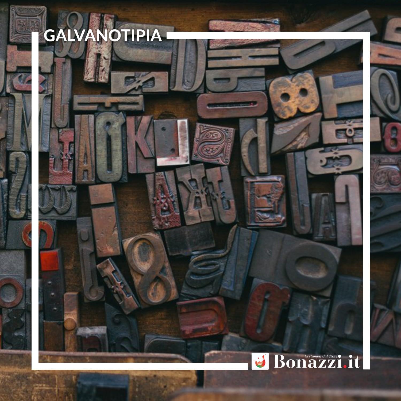 GLOSSARIO_Galvanotipia